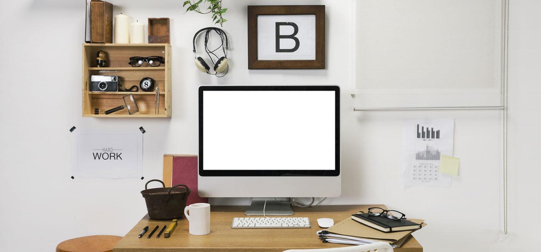 Evinizde ideal bir çalışma alanı yaratmak için öneriler
