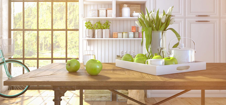 Mutfak tezgahınız sizin hakkınızda ne anlatıyor?