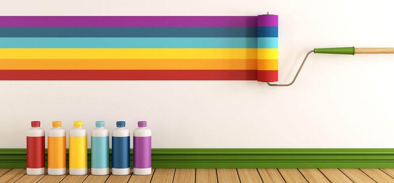 Duvar rengi seçerken asla yapmamanız gereken 6 yanlış