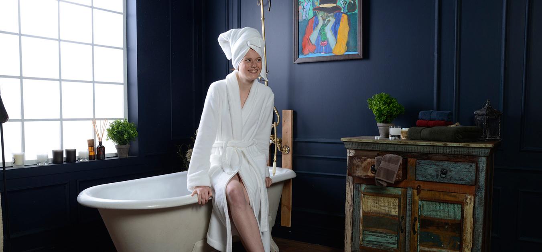 Dinlendirici ve ilham veren bir banyo yaratmanın püf noktaları